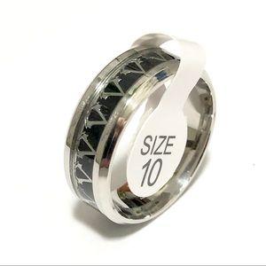 Men's / Women's Ring, Size 10